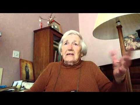 Karla Kiniger speaks about who Rudolf Steiner was.