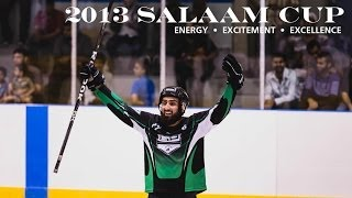 The Salaam Cup: Energy. Excitement. Excellence