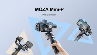 모자 짐벌 미니 P 국내 런칭 소개 영상(MOZA Mi…