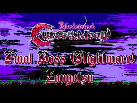 Bloodstained: Curse of the Moon OST - Final Boss B/Zangetsu (Nightmare)