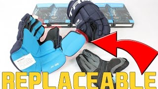 ZPalm - Gloves With Replaceable Palms Review from TRUE Hockey