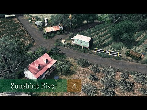 SMALL FARMING COMMUNITY - Cities Skylines: Sunshine River - ep.3