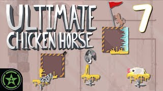 Jump into the Cheese - Ultimate Chicken Horse | Let