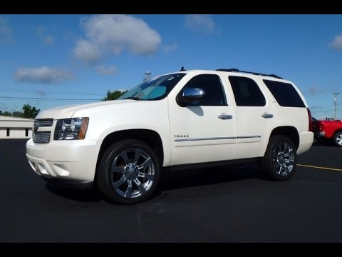 2012 chevrolet tahoe ltz for sale dayton troy piqua sidney ohio 27386at youtube. Black Bedroom Furniture Sets. Home Design Ideas