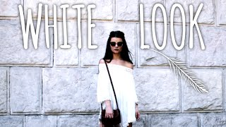 WHITE LOOK boho style xx SIMPLY BY POLA