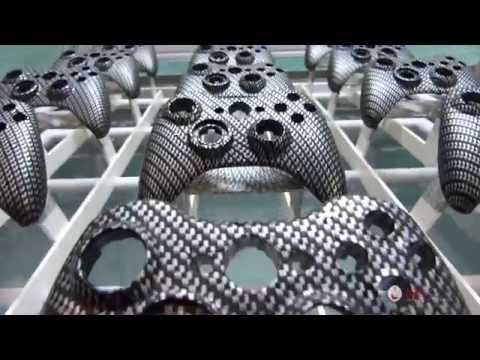 HG Arts - Water Transfer Printing - Automatic Equipment   Video Game Industry
