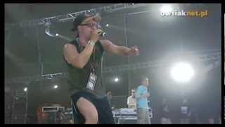 """VAVAMUFFIN """"Jah jest Prezydentem"""" - Przystanek Woodstock 2006"""