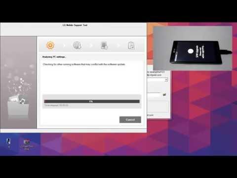 LG P700 Flash Tool   Instaler  Rom KDZ   lg p700  فلاش