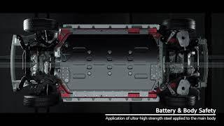 E-GMP. Nowa płyta podłogowa Hyundaia