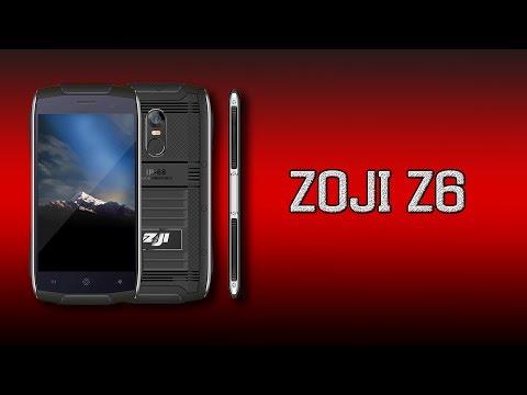 Zoji Z6 - видео обзор защищённого телефона за небольшие деньги! Интернет- магазин BeConnect 127326f855d48