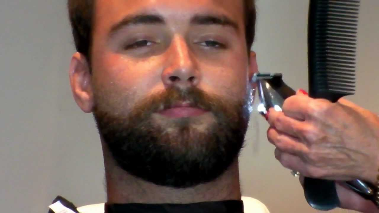 how to trim a beard 3 more popular beard styles youtube. Black Bedroom Furniture Sets. Home Design Ideas