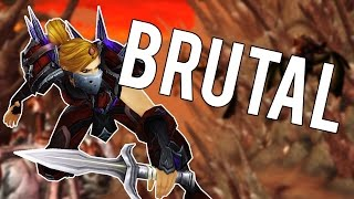THIS IS BRUTAL - (Combat Rogue PvP) Warlords of Draenor 6.2.3