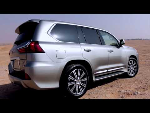 مواصفات سيارة لكزس lx570 موديل 2016