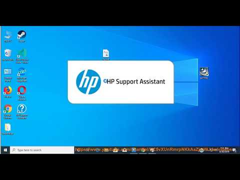 Fix HP Support Assistant Not Opening / Stopped Working In Windows 10