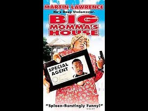 & Closing To Big Momma's House Special Edition 2000 VHS