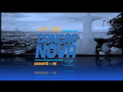 Prefixo - Canção Nova AM - 1480 KHz - Gravatá/PE