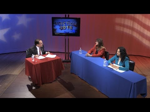 Election 2018 - New Mexico Congressional District 2 Democratic Primary Forum