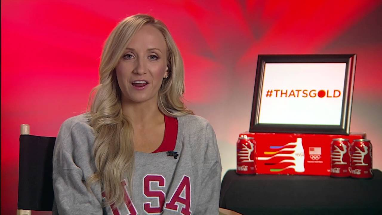From the Olympics: An Interview with Nastia Liukin