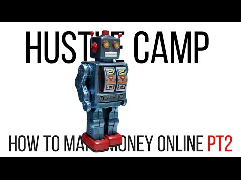 How to Make BIG Money Online Lesson -Two Digital Products