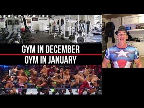 January gym crowd coping strategies