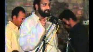 ZAKIR ZAGHAM ABBAS ZAKI YADGAR mosaib shahzada ali asghar  MAJLIS AT LAHORE