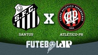 Santos 1 x 0 Atlético-PR - 30/09/2018 - Brasileirão