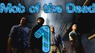 Let's Fail Call of Duty Black Ops II - Mob of the Dead 01 [German/Commentary]