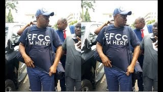 Ayo Fayose Surrenders Himself To EFCC | Bounce Daily Round
