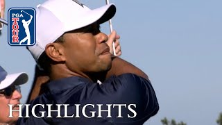 Tiger Woods' extended highlights | Round 2 | Farmers