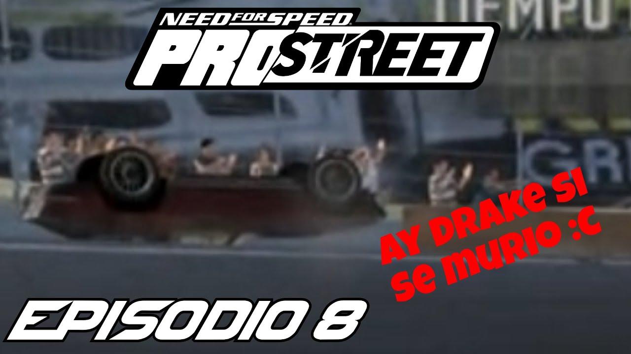 F por Filip | 8 | Need For Speed Pro Street