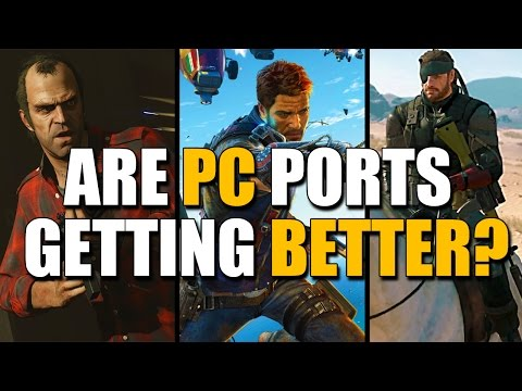 Are PC Ports Getting Better?