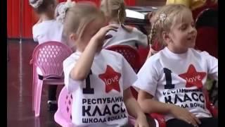 """Академия""""Классная Республика"""" на канале ТВ Экспресс. Урок по вокалу от Анны Сафоновой 1"""