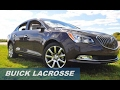 Watch Now | 2017 Buick LaCrosse Review Specs Interior & Exterior