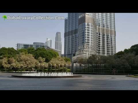 Burj Khalifa Dubai, United Arab Emirates 2019 during FR Trade Mission ~ DubaiLuxuryCollection.Com ☘