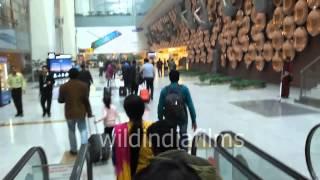 Indira Gandhi International Airport, Delhi ,2015