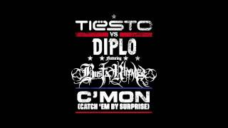 Tiësto vs. Diplo ft. Busta Rhymes - C