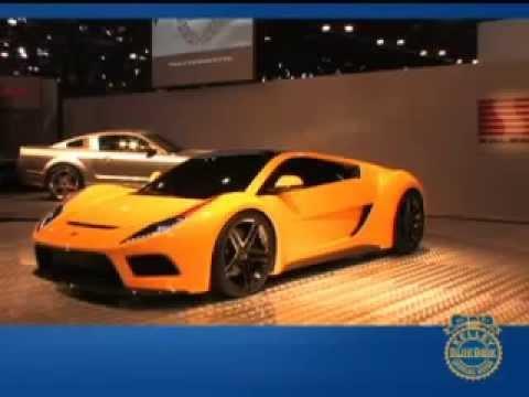Saleen S5S Raptor - New York Auto Show - Kelley Blue Book Interviews ...