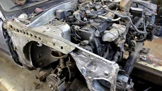 Раненый джидай  Mazda 626 GD