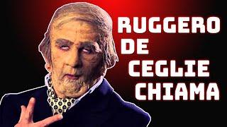 RUGGERO DE CEGLIE CHIAMA ... 📞