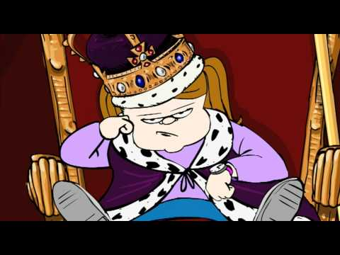 Manfred Mann| Lick Your Boots | Animated Royals Video