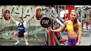 Из тяжелой атлетики в бодифитнес. Анна Цуканова