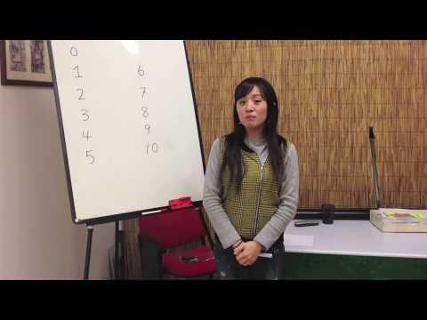 Lez. 8 Il Giapponese con ERIKO