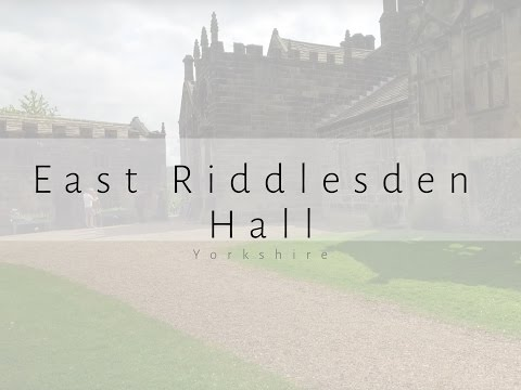 East Riddlesden Hall | National Trust