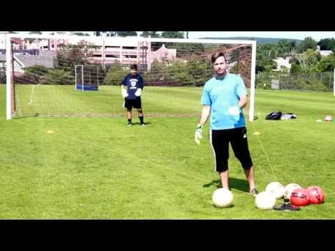 Soccer Goalie Drills: Reaction Training, Angles, and the Ready Position