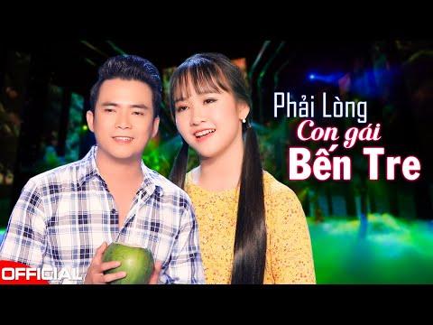 Phải Lòng Con Gái Bến Tre - KIM CHI & LÊ SANG   MV 4K Official