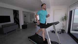 Folding Home Treadmill With Incline: JTX Fitness Sprint-5