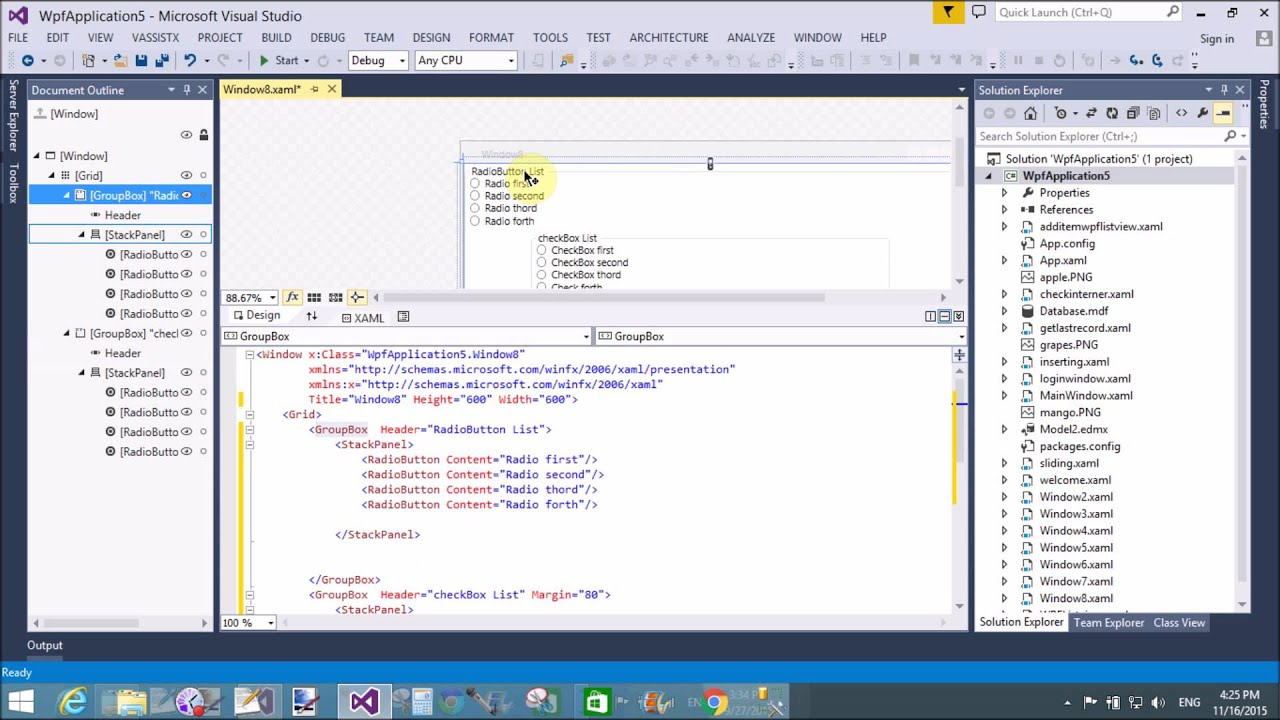 Wpf Popup Example