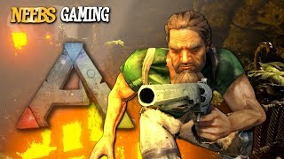 Ark: Survival Evolved - The Floor Is Lava!!!