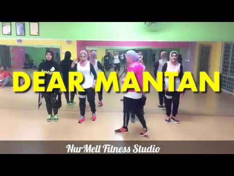 Zumba Dangdut Dear Mantan by iMeyMey with Zin Nurul - Lagu Dangdut