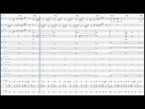 """""""Hamsa Naava"""" Sheet Music"""